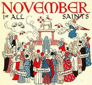 Masses: Wednesday 1 Nov, 7.30pm, Sunday 5 Nov 10am