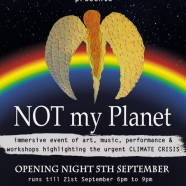 Belfry Exhibition: NOT my Planet – The Art House Project