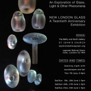Belfry Exhibition – LightBox: Explorations in Glass, Light and other Phenomena