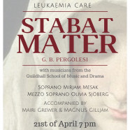 Leukemia Care Charity Concert – 21 April 2016, 7pm