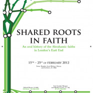 Shared Roots in Faith, 26 and 29 March 2012